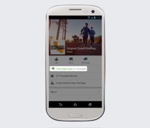 Facebook Messenger: An Agent's Best Friend?