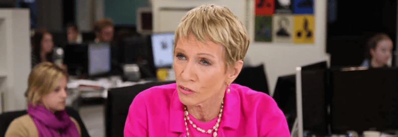 Real Estate Success according to Barbara Corcoran