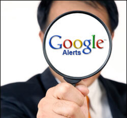 get real estate leads and stay savvy with google alerts