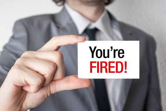 How to Avoid Being Fired by Your Seller
