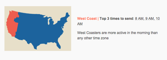 Best Time To Send Email In The Pacific Time Zone