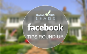 Round-Up Facebook Tips for Real Estate