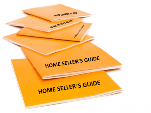 Ever Thought of Giving Out a Home Seller's Guide? (TEMPLATE)