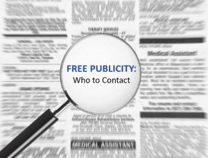 Free Publicity for Your Real Estate Business Part 2: Media Contacts