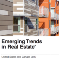 Report Summary: Emerging Trends in Real Estate 2017