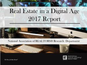 NAR Real Estate Digital Report: Part I