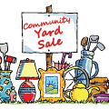 Real Estate Event Idea: Community Garage Sale