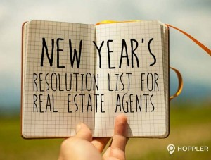 5 New Year's Marketing Resolutions for Real Estate Agents
