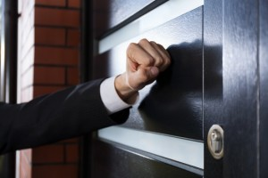 Knocking on Doors Could Open New Ones