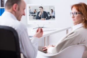 Be a More Accessible Agent with Virtual Meetings